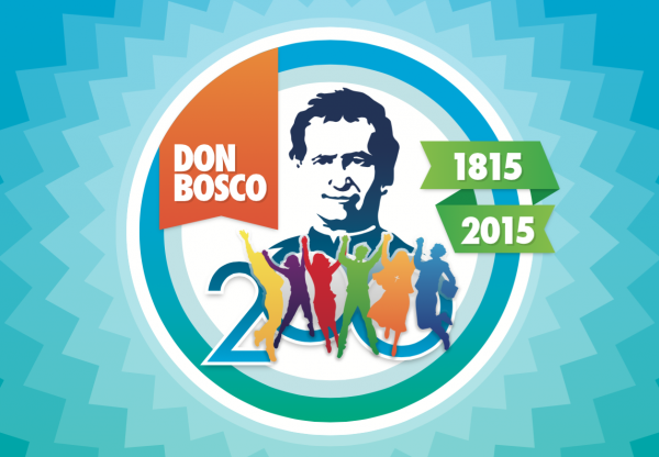 Logo of the Bicentenary of Don Bosco's Birth