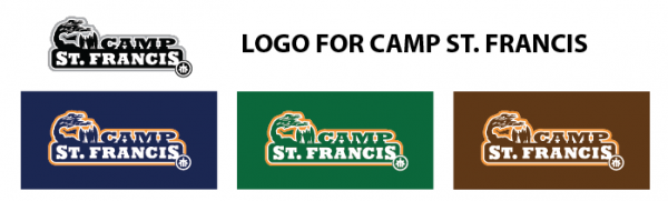 Camp St. Francis (Aptos, California) Logo
