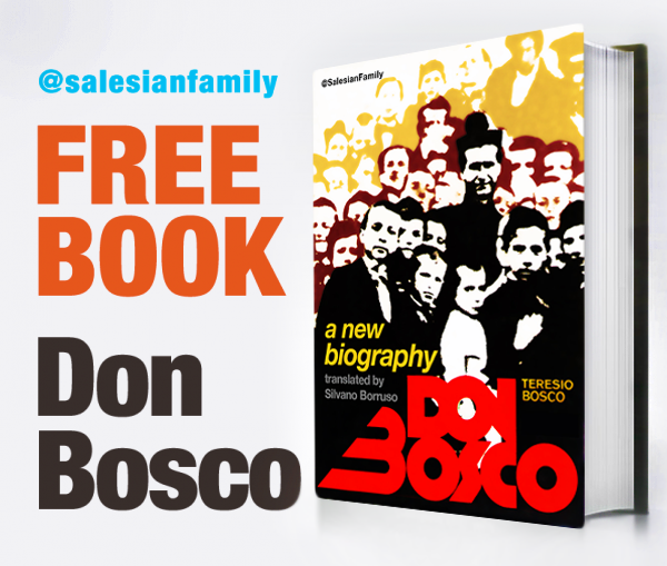 The Life Story of St  John Bosco (Biography of Don Bosco