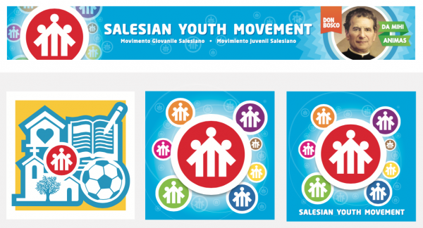 Salesian Youth Movement - SalesianYM logo