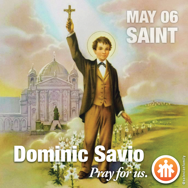 The Life Story of St  Dominic Savio (Biography of St  Dominic Savio