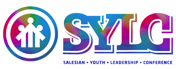 SYLC logo - Salesian Youth Leadership Conference - Salesian Youth Movement - Movimento Giovanile Salesiano - Movimiento Juvenil Salesiano