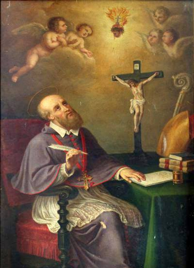 Saint Francis de Sales - San Francesco di Sales