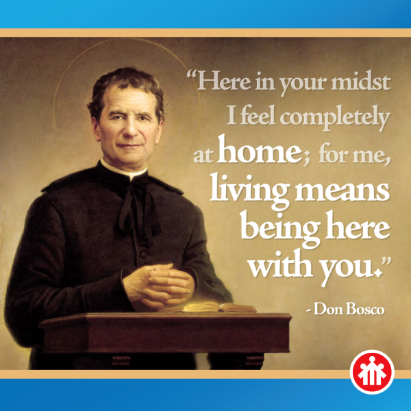 St John Bosco Quotes Education